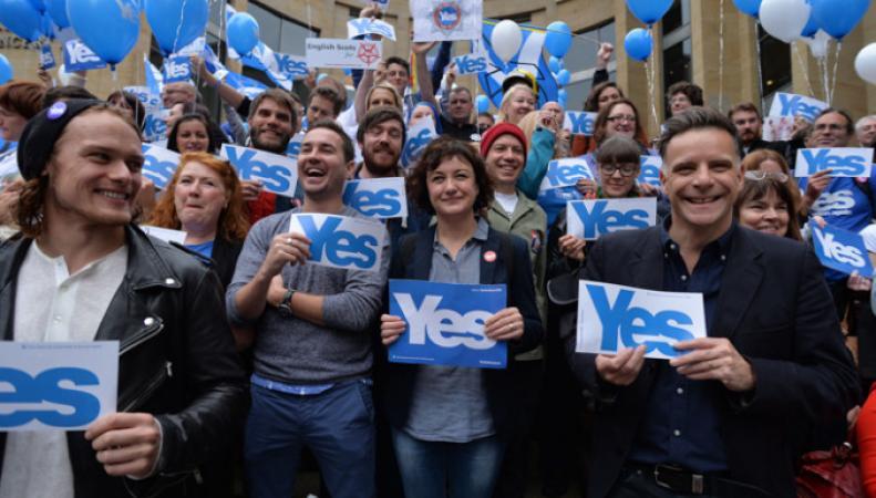 Чуров: результаты референдума о независимости Шотландии сфальсифицированы