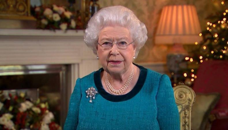 выступление королевы