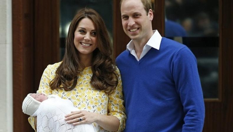 Принц Уильям и Кейт руководствовались личными предпочтениями при выборе имени дочери
