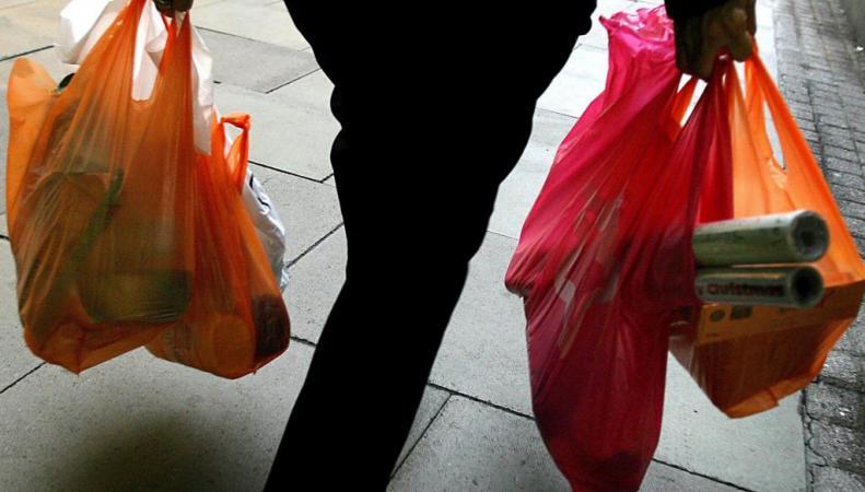 Продуктовые пластиковые пакты