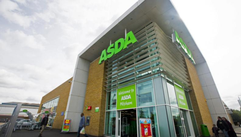 супермаркет сети Asda
