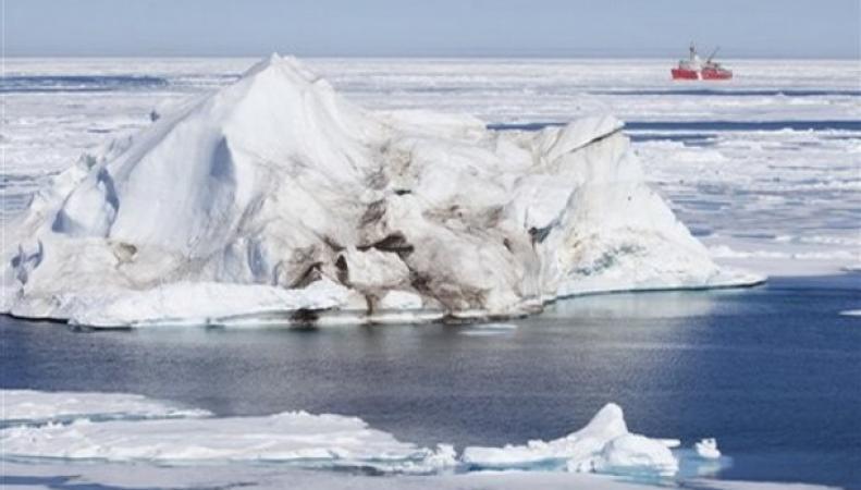 Территория Арктики