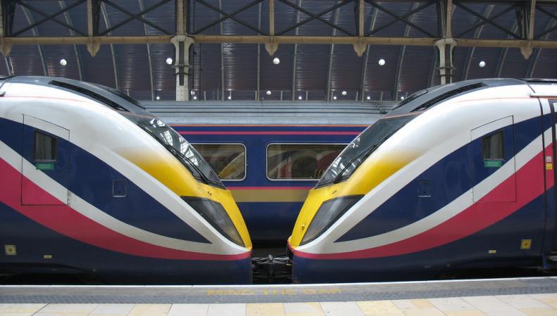 поезда FGW