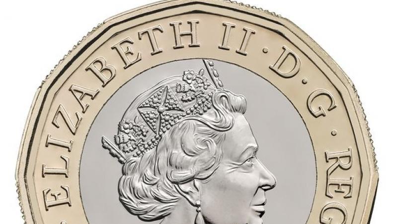новый британский фунт