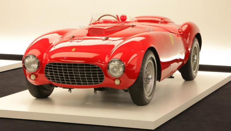 Ferrari 375-Plus 1954 года