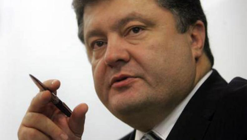 На выборах президента Украины после подсчета 40 % протоколов Порошенко набирает 54,09% голосов