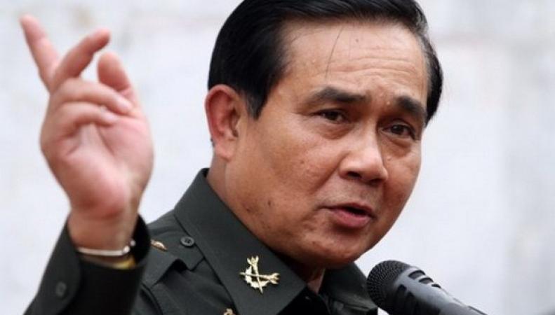В Таиланде главнокомандующий получил от короля полномочия диктатора