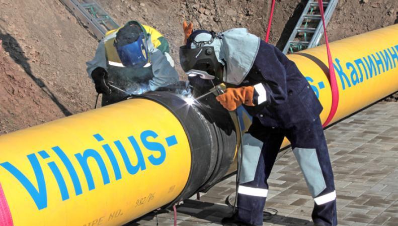 Литва собралась полностью отказаться от поставок газа из России