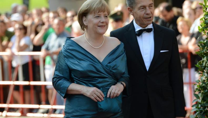 Ангела Меркель названа самой влиятельной женщиной мира