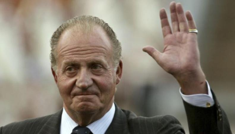 Король Испании Хуан Карлос отрекся от престола