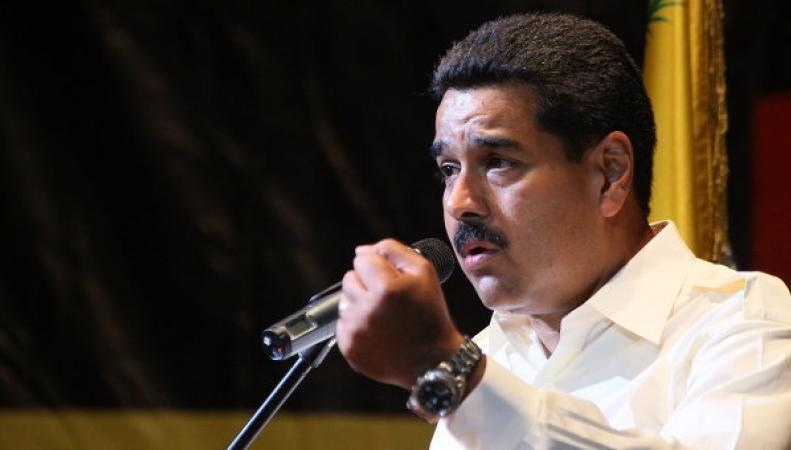 Венесуэла настаивает на объяснениях от США по делу о заговоре против Мадуро