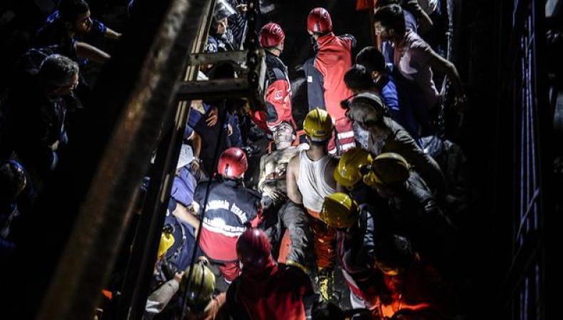 В Турции задержано 18 человек в рамках расследования взрыва на шахте