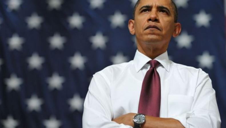 В США почти 60% жителей не одобряют внешнюю политику президента Барака Обамы
