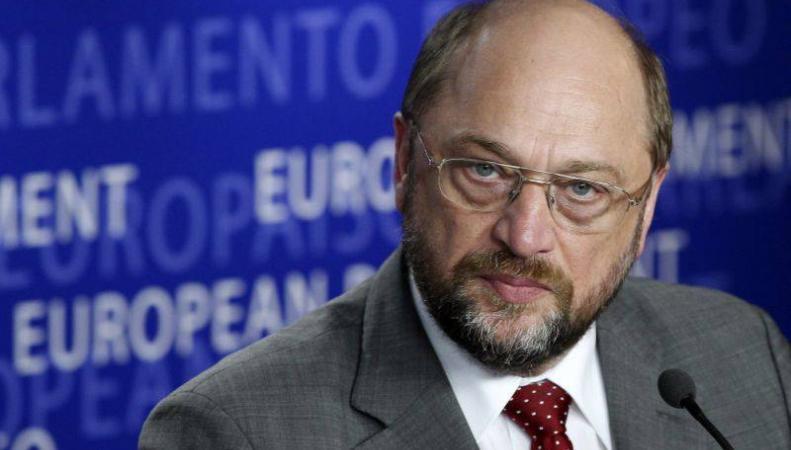Мартин Шульц стал новым председателем Европарламента