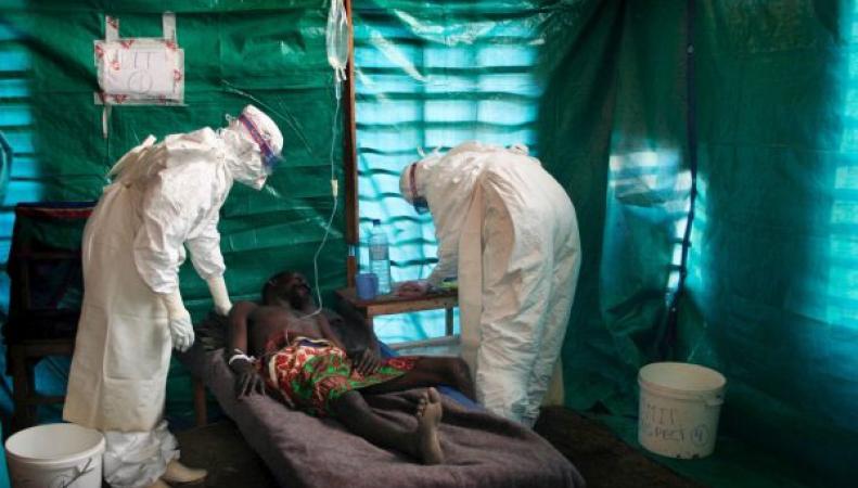 Африканские страны объединяются для борьбы со смертельным вирусом Эбола