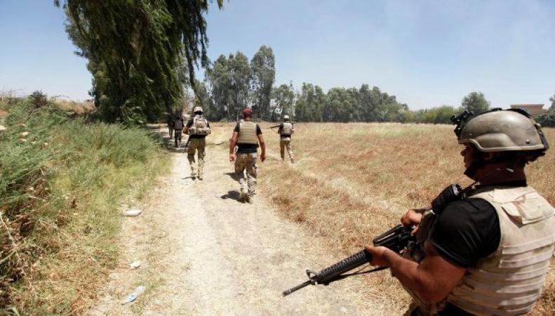 Ирак, ИГИЛ, теракт