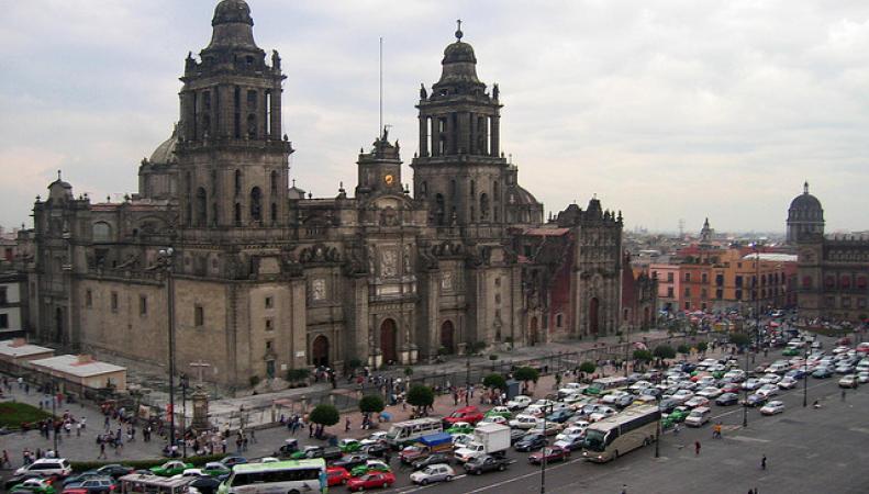 Мехико, водительские права, Мексика