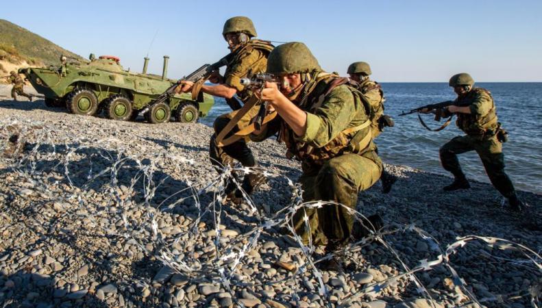 В Эстонии начинаются международные учения военных «Весенний шторм»