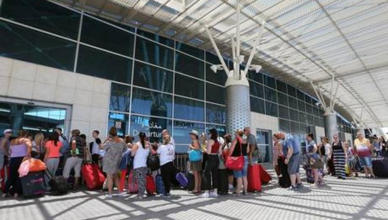 Аэропорт Суса