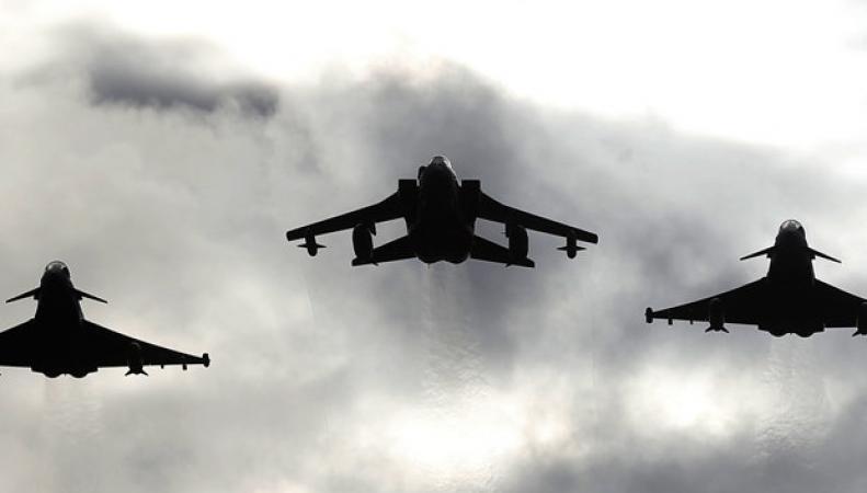 Английский Daily Star увидел в огнях над Тарой испытание нового оружия