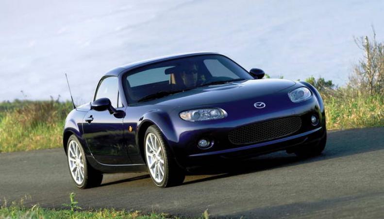 Автоконцерн Mazda озвучил цену нового родстера MX-5 в Великобритании