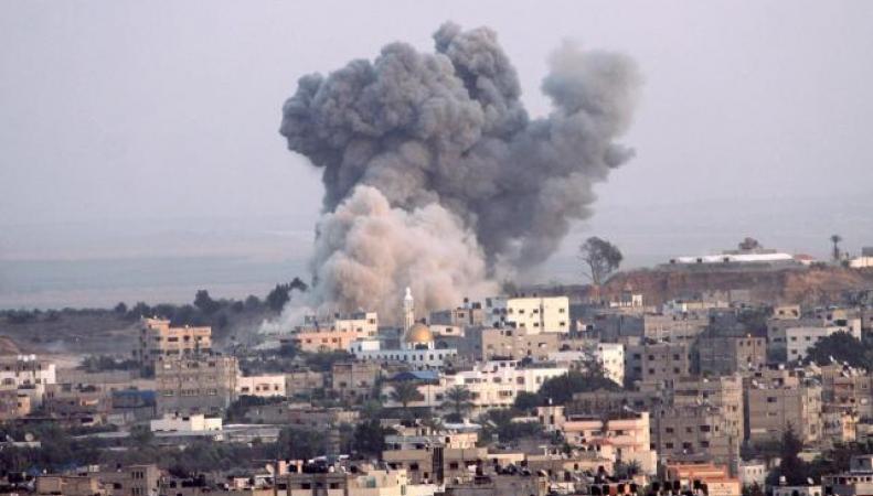 Генсек ООН поедет на Ближний Восток для решения военного конфликта