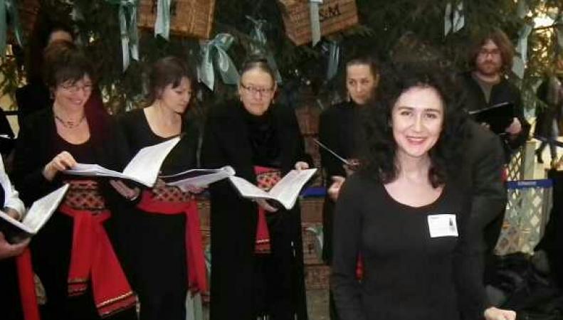 Русский хор в Лондоне