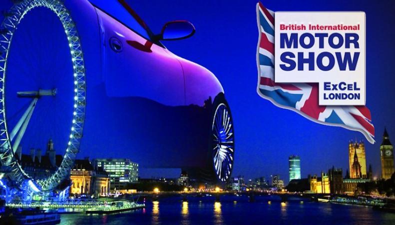 Британский автосалон возобновят в 2016 году
