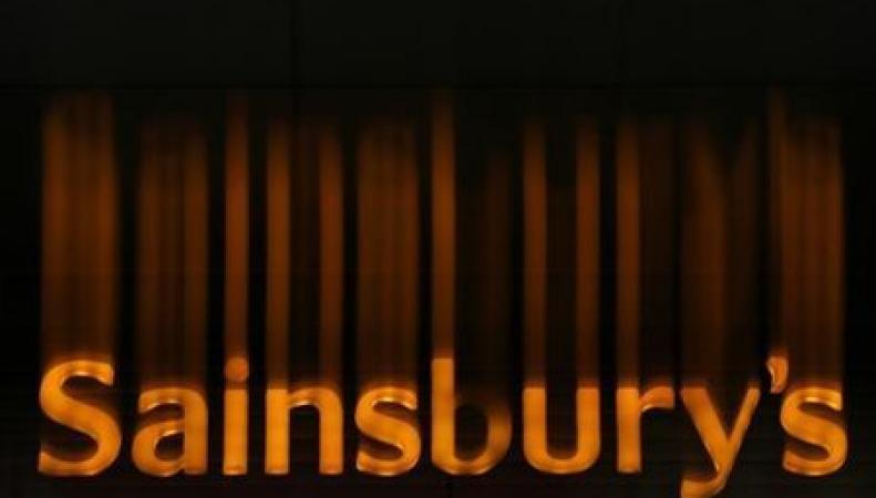 Sainsbury`s логотип