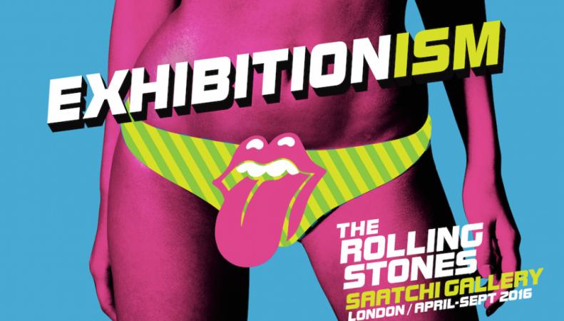 """Выставка """"Эксгибиционизм"""" / EXHIBITIONISM, группа The Rolling Stones в галерее Saatchi"""