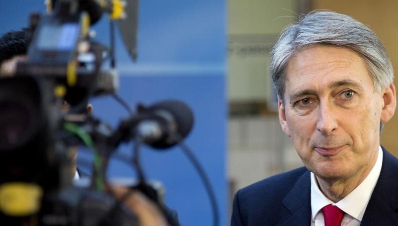 Министр иностранных дел Британии Филип Хэммонд