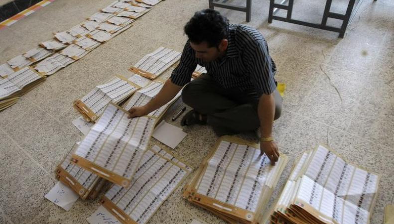 В Афганистане проходит второй тур президентских выборов