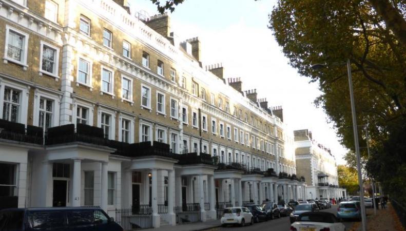 аренда в Лондоне
