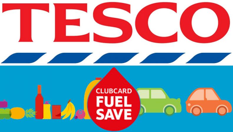 Tesco-логотип