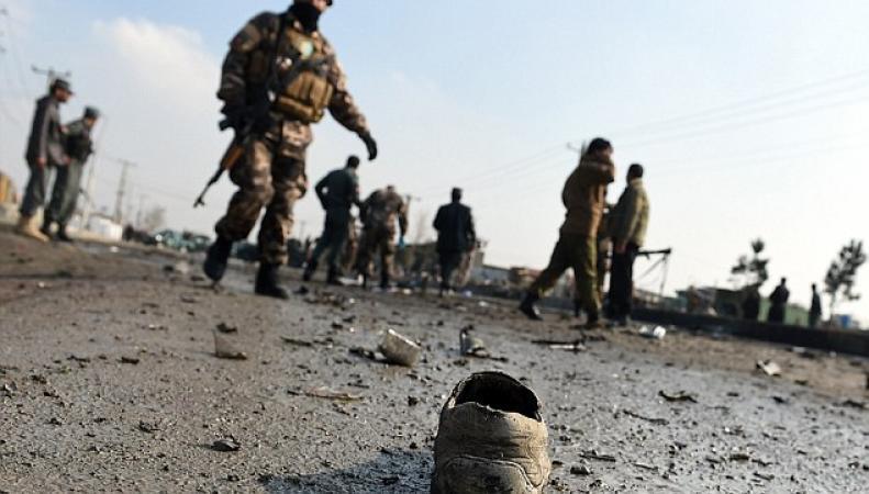 взрыв посольского автомобиля в Кабуле