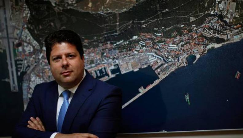 главный министр Гибралтара