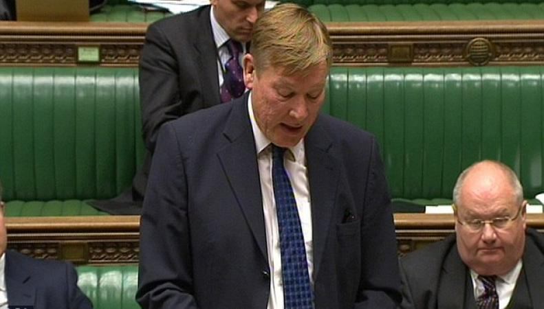 Министр по вопросам местного самоуправления Крис Хопкинс