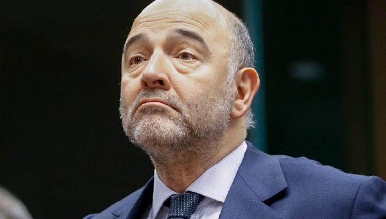 Пьер Московичи Еврокомиссия