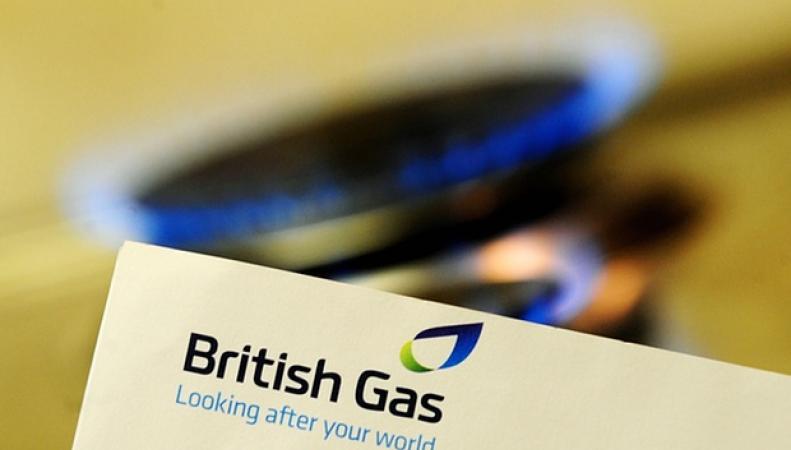 счет British Gas
