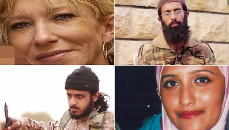 санкции ООН против британских исламистов