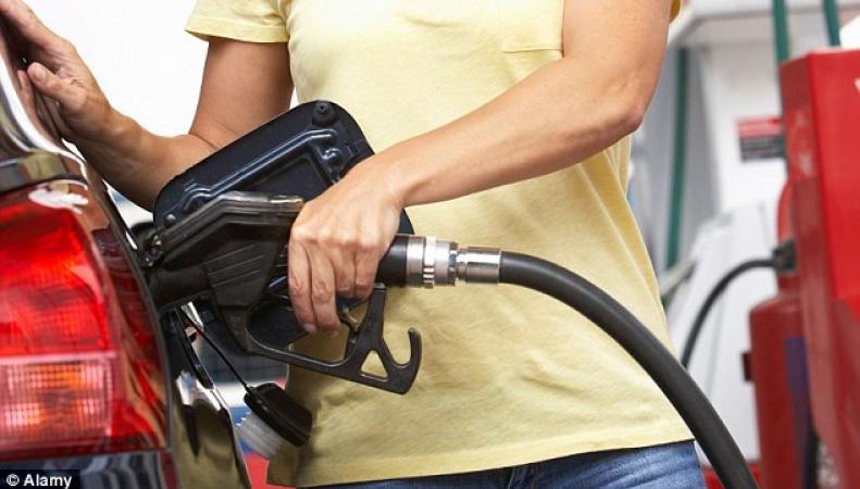 стоимость бензина в Великобритании