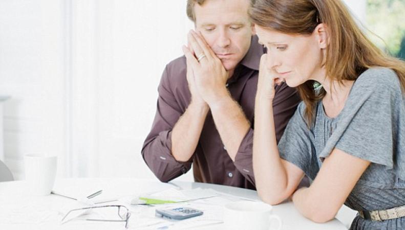 Семейный финансовый кризис