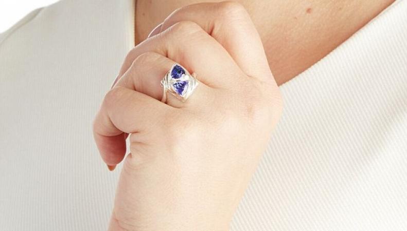 Кольцо с Bluetoorh-слежкой