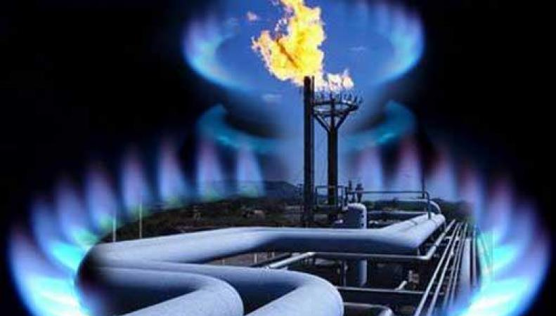 Киев заявил, что в Крыму осталось 2 млрд кубометров украинского газа