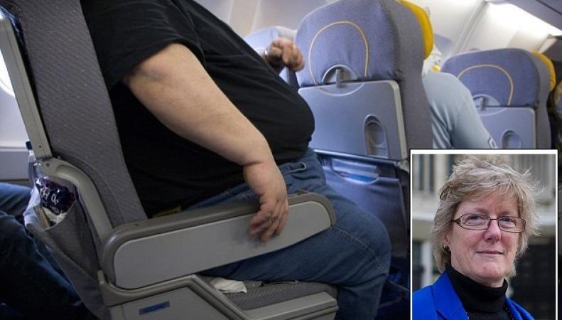 пассажиры с ожирением