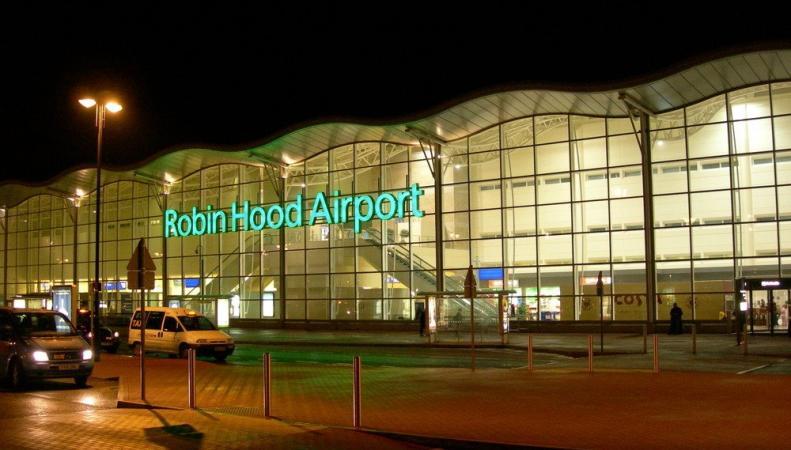Аэропорт в Донкастере