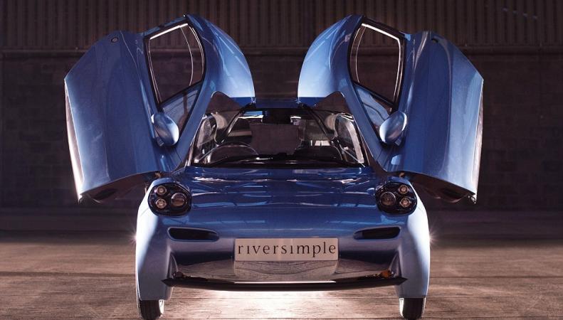 В Великобритании появился автомобиль Rasa