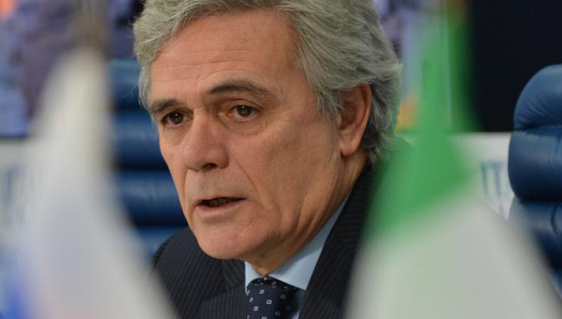 Италия за отмену виз между РФ и странами Шенгена