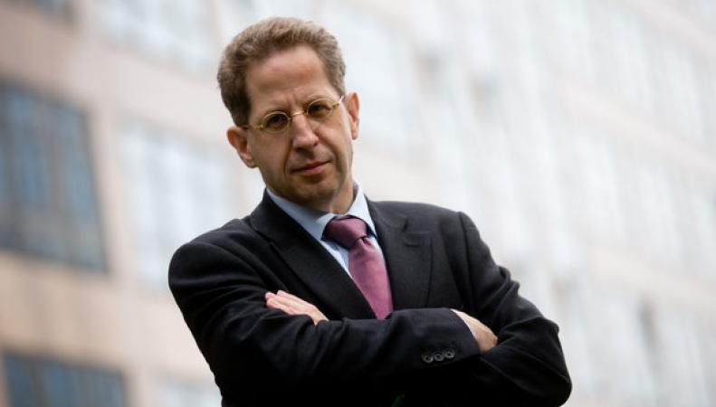 Ханс-Георг Маасен: Германия усилит меры в отношении шпионажа дружественных государств