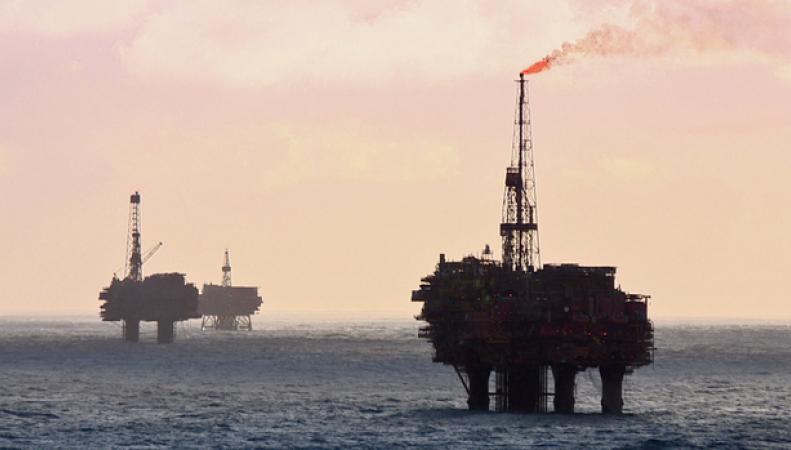 нефтедобыча в Шотландии